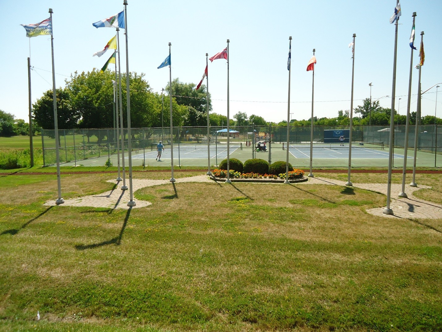 Photo of Tennis Courts