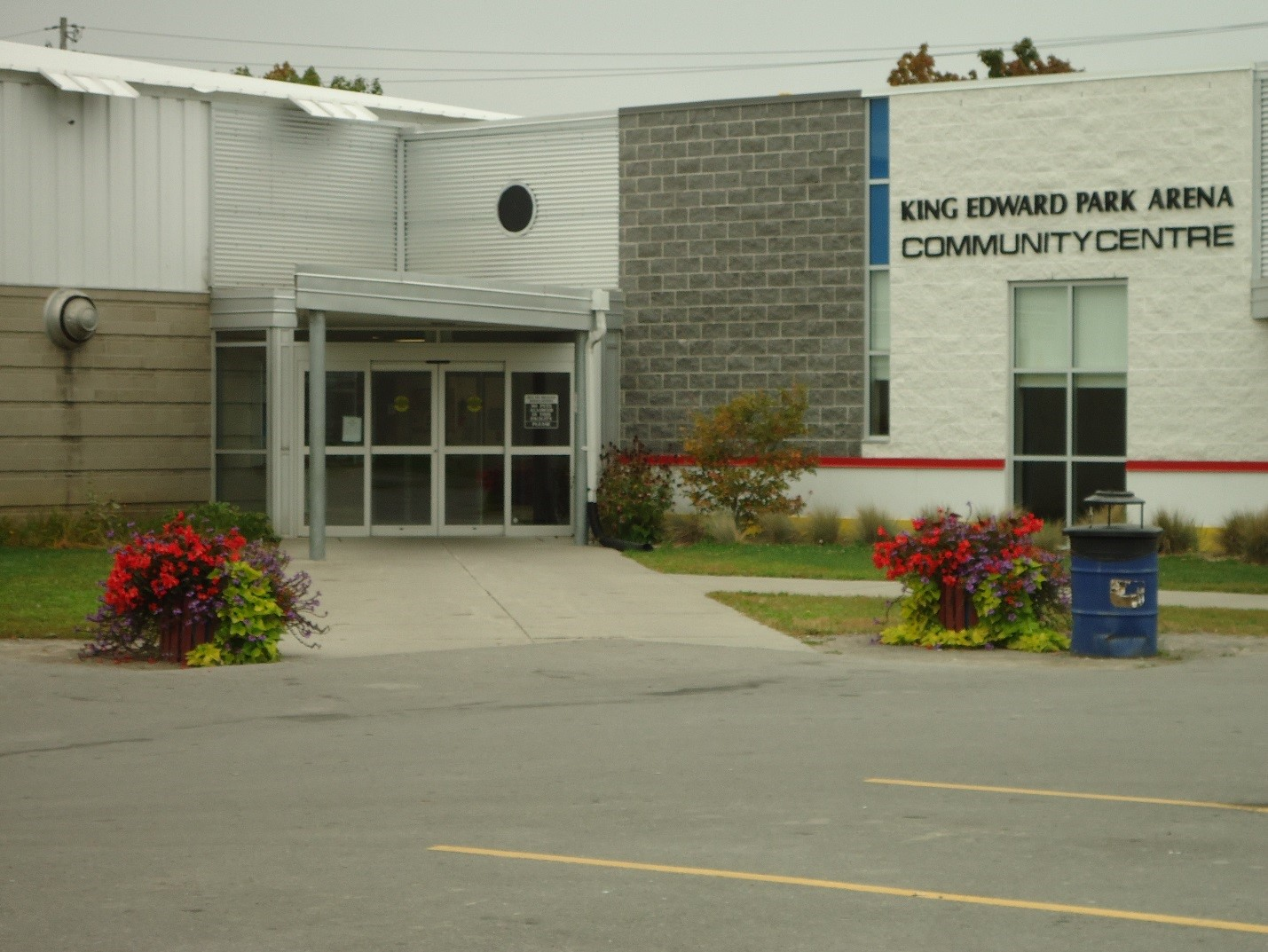 Photo of King Edward Park Arena
