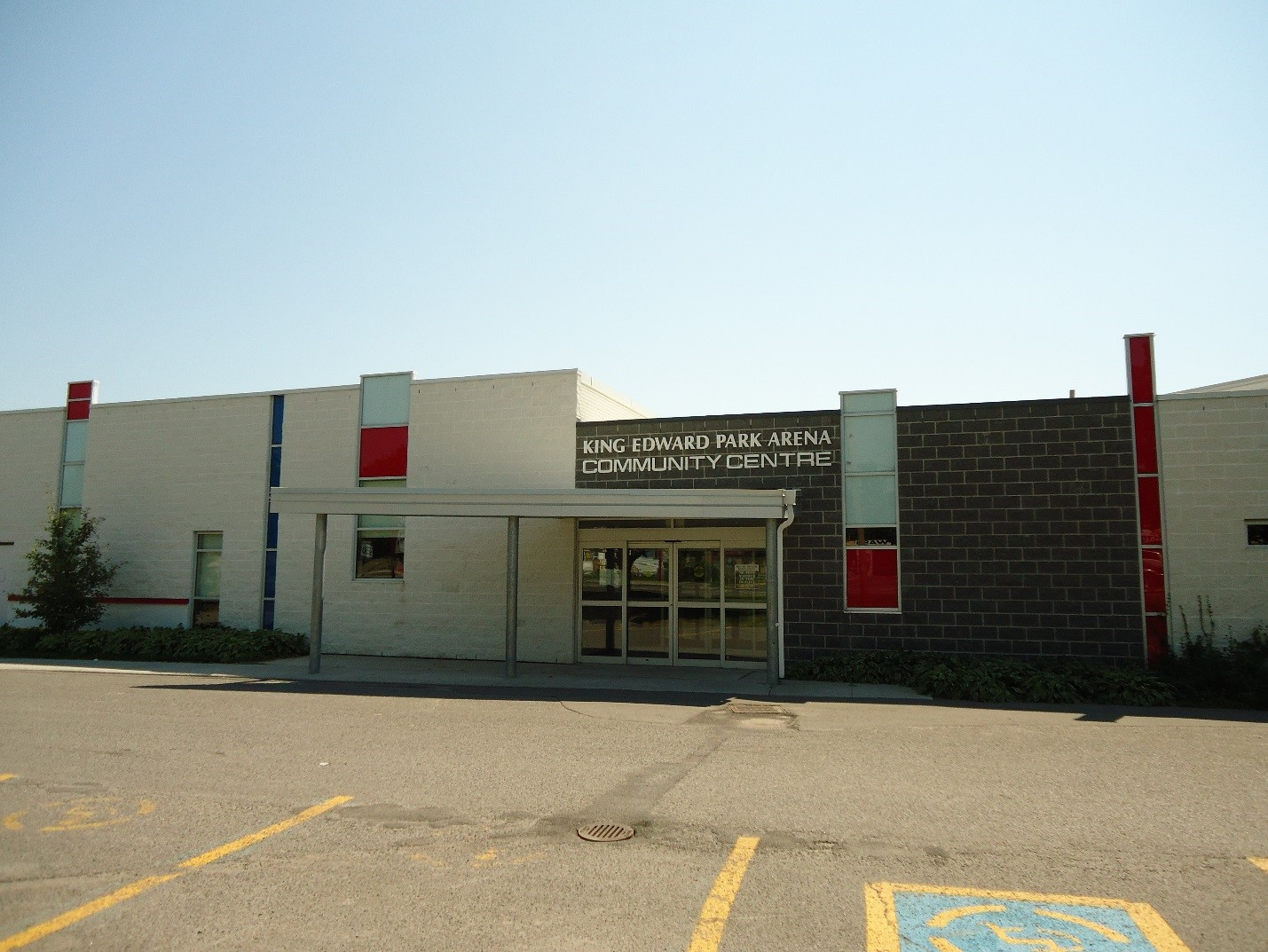Photo of King Edward Park Community Centre