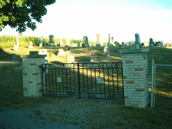 Photo of Carman Cemetery