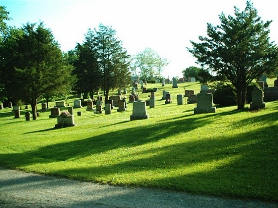 photo of Mount Hope Cemetery