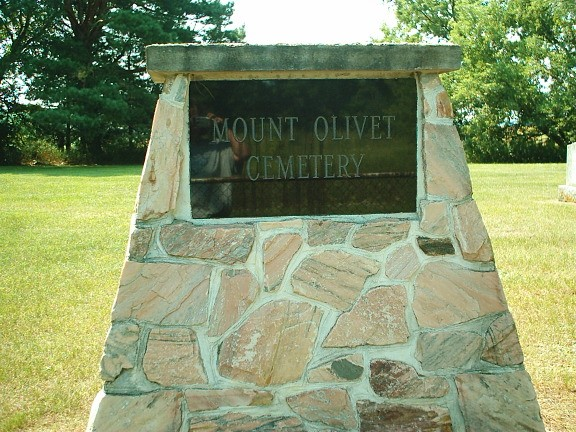 photo of Mt. Olivet Cemetery