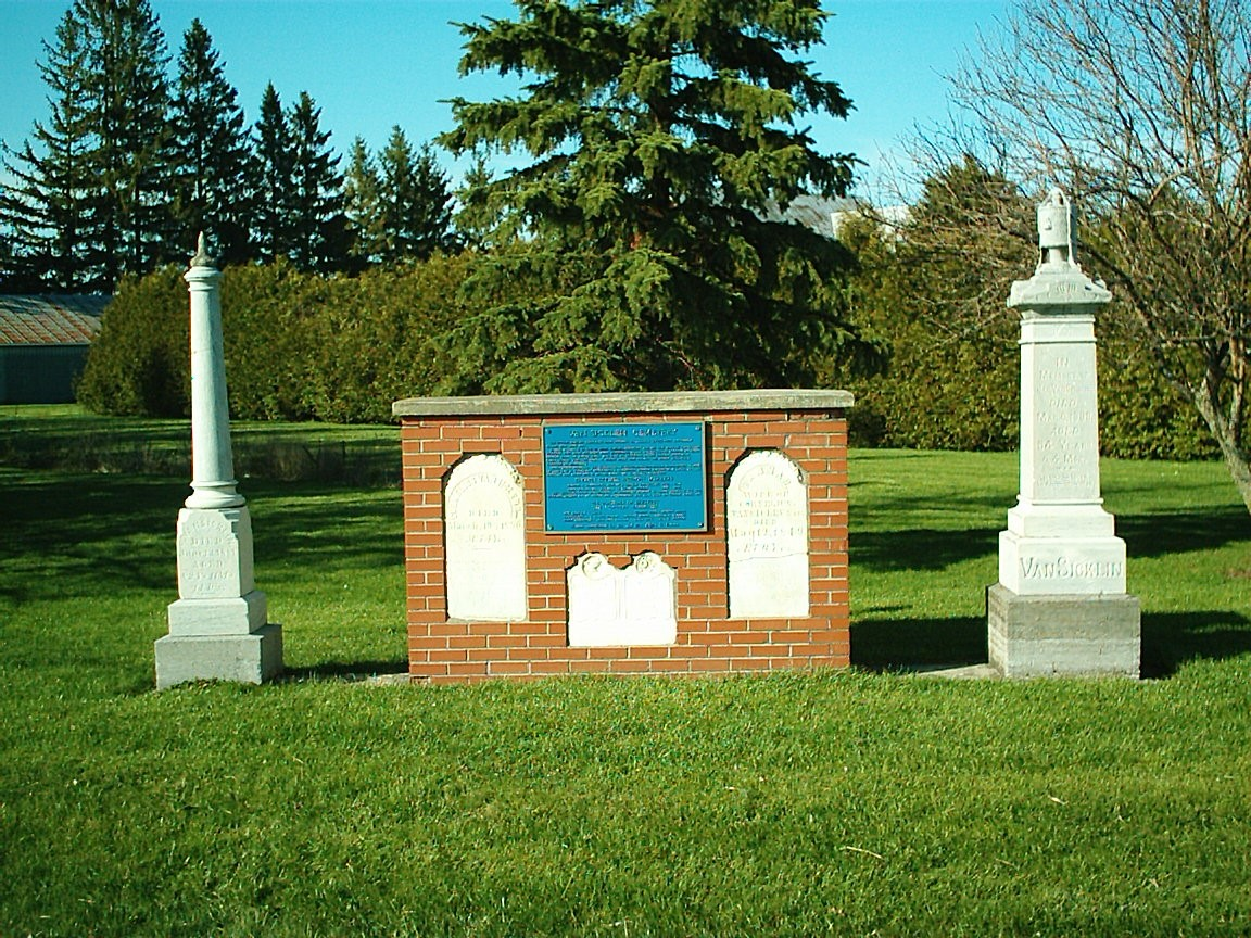 photo of Vansicklin Cemetery