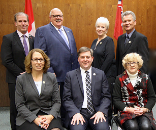 2019 to 2022 Council Members
